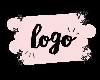 logo branding blogger