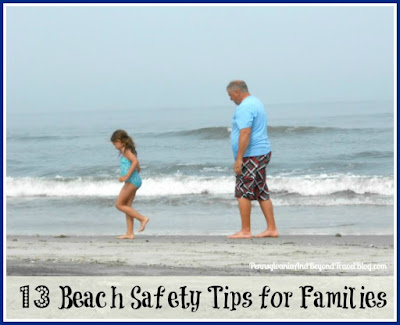 13 Beach Safety Tips for Families on Vacation