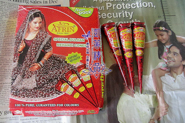 EQUIPMENT AND MATERIALS WHICH IS USED IN CARVING HENNA