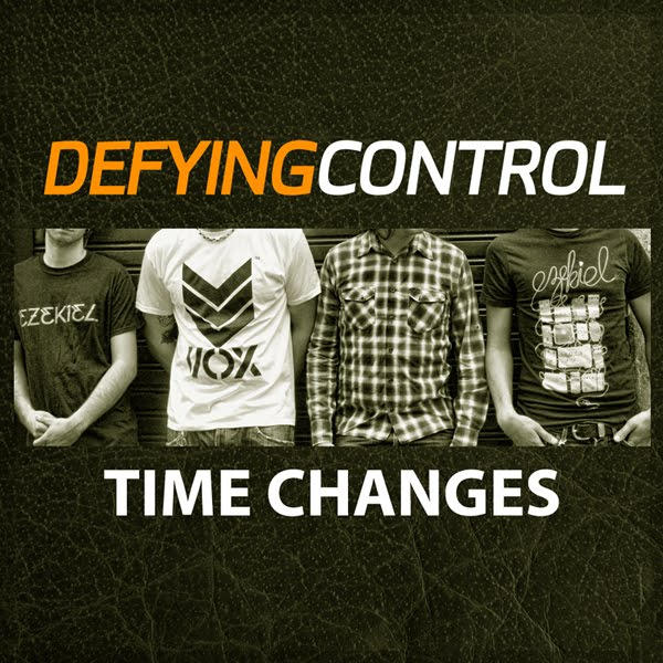 <center>Defying Control - Time Changes EP (2012)</center>