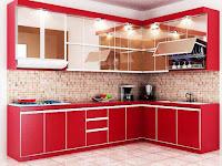 Tips Memilih Lemari Dapur Minimalis yang Tepat