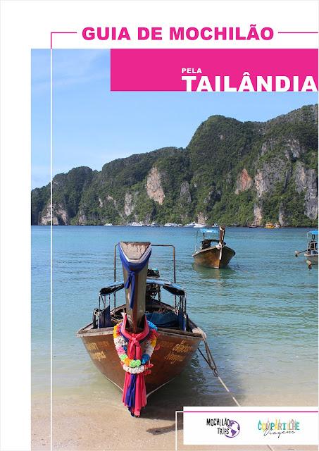 Compre aqui o seu Guia de Mochilão pela Tailândia
