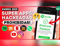 Top 9 Aplicaciones PREMIUM CON TODO ILIMITADO Mas Buscadas Enero 2019 | Mejores apps android