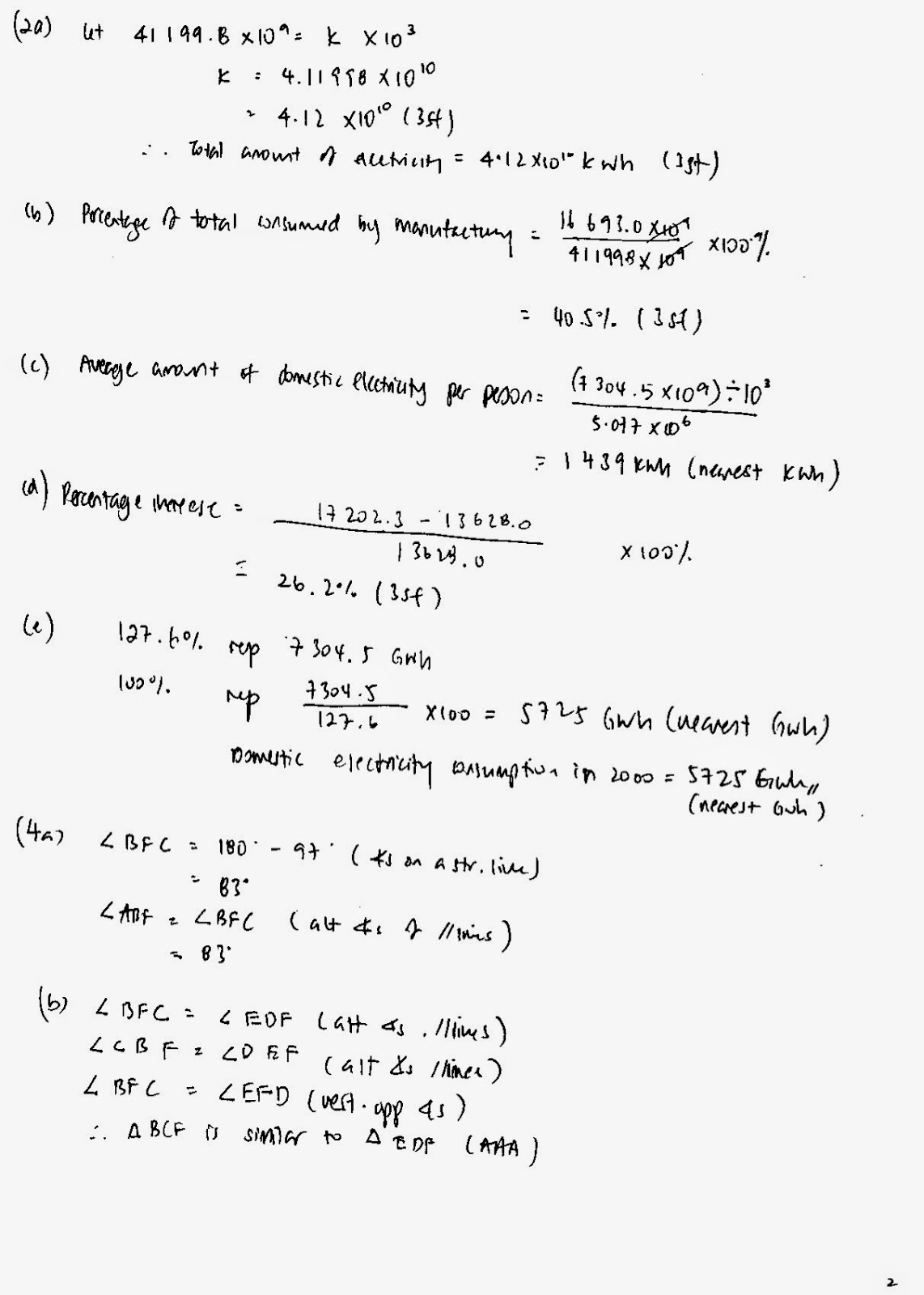 Cie O Level Add Maths Past Papers