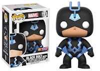 Funko Pop! Black Bold (Blue)