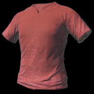Красная футболка (Red T-shirt)