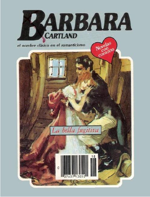 La bella fugitiva Nº 02 – Barbara Cartland [MultiFormato]