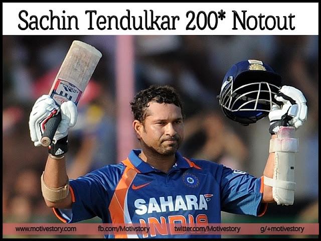 Sachin After 200 Runs, Sachin Ramesh Tendulkar Real Life Motivational Success Story In Hindi