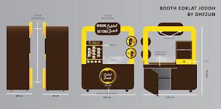 gerobak coklat jodoh