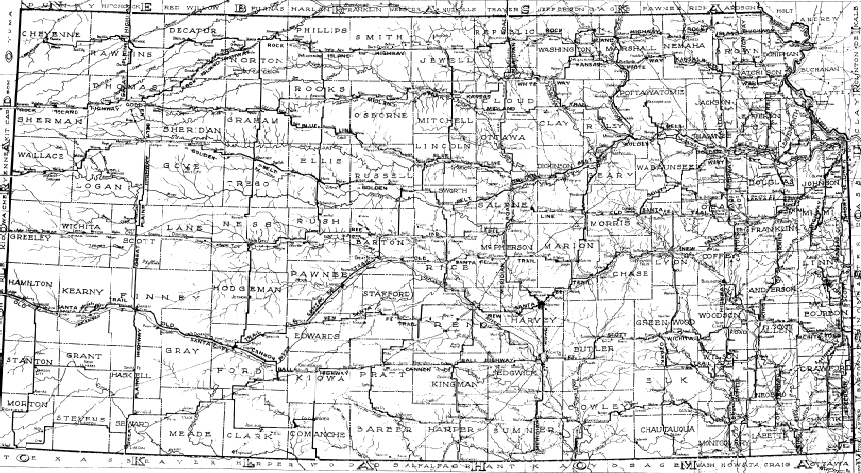 Kansas Transportation: Kansas maps provide opportunities for ... on