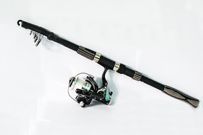 Image 2: Spinning fishing rods