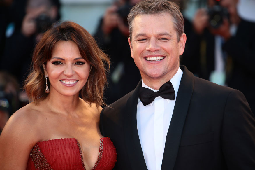 Matt Damon at 'Downsizing' Premiere at 74th Venice Film Festival Gallery