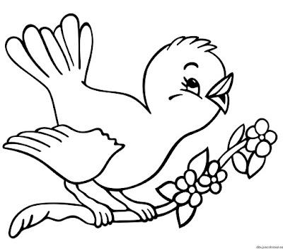 imagenes de dibujos animados para colorear