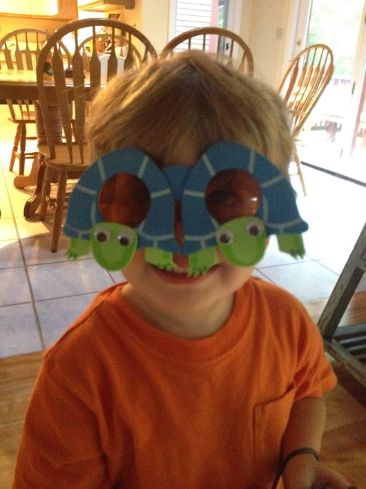 Froggy Glasses