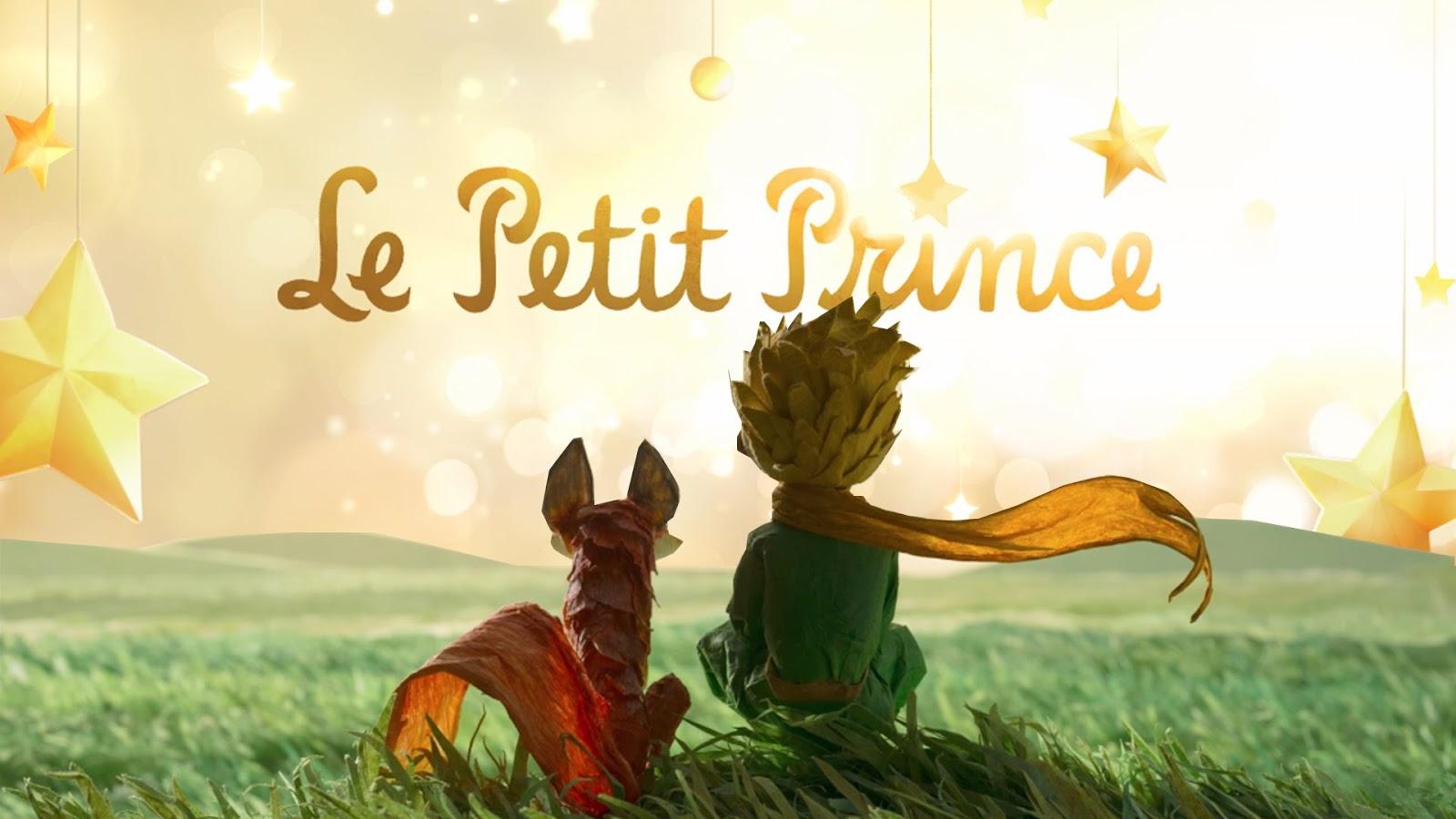 كتاب قصة الأمير الصغير le petit prince كاملة مكتوبة بالصوت والصورة