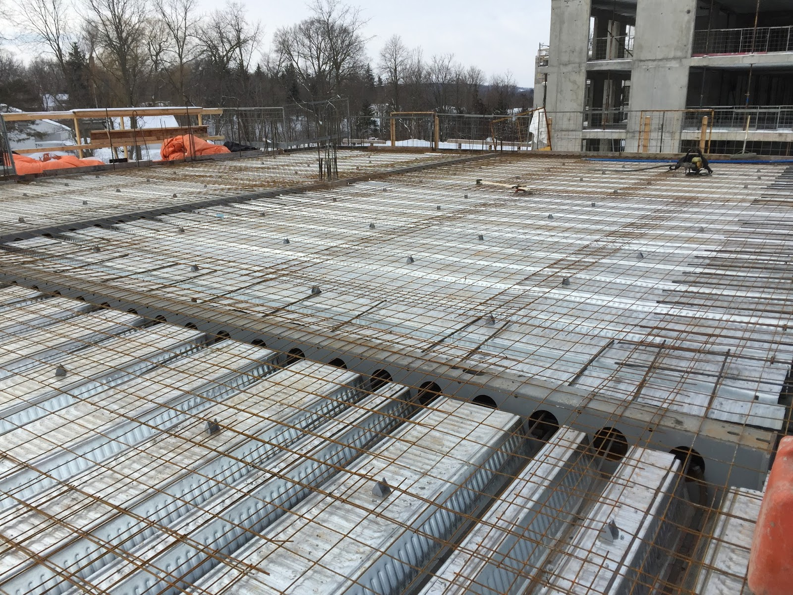 Bison Floors Block And Beam Beam And Block Floors