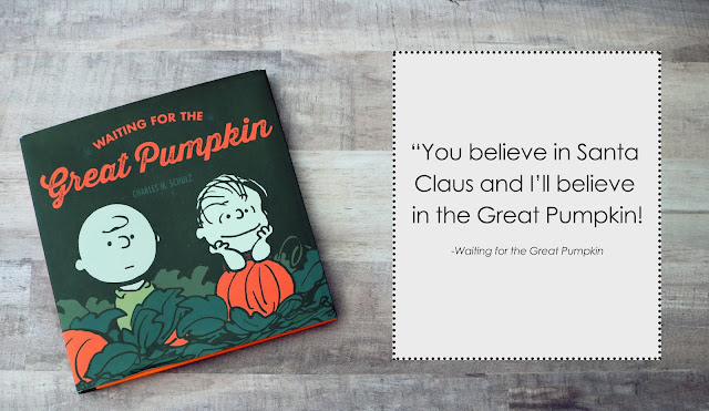 Great Pumpkin Childrens Book