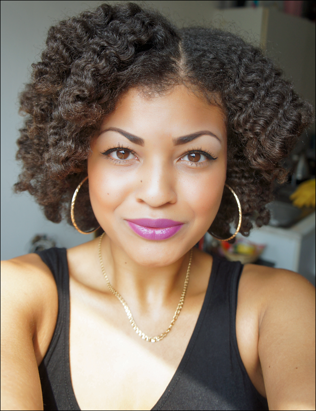 Transitioning To Natural Hair For  Years