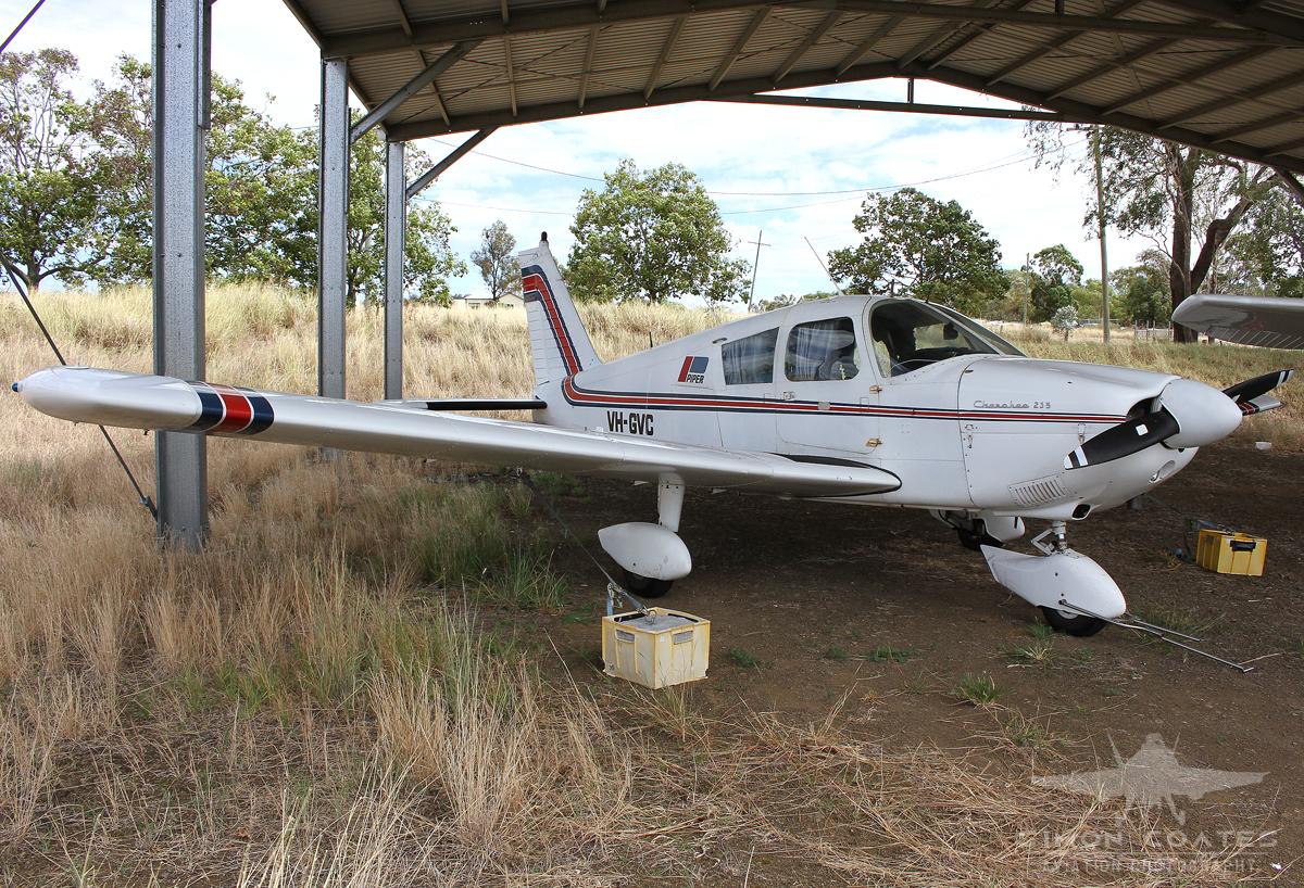 Piper PA-28-235 Cherokee VH-GVC   GA Aircraft Australia