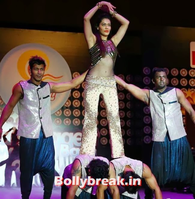 Payal Rohatgi performing at The Country Club, Doha, Country Club New Year Bash 2014