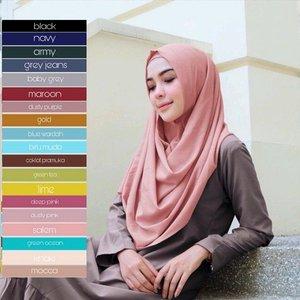 Pashmina Hijab Instan