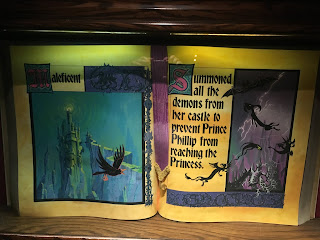 Sleeping Beauty Castle Walkthrough Book