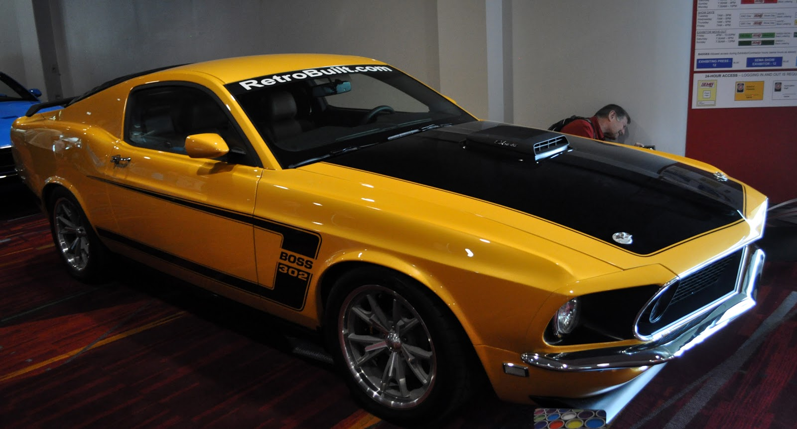Just A Car Guy Want A 69 Mustang Gt Boss 302 Shelby