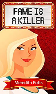 #freebooks – FIVE FREE cozy mysteries from Author Meredith Potts' website (Fame is a Killer, The Deadly Art Affair, Mattress Mart Murder, Prescription to Die for, and Witches of Enchanted Bay) with links to Amazon, Kobo, etc.