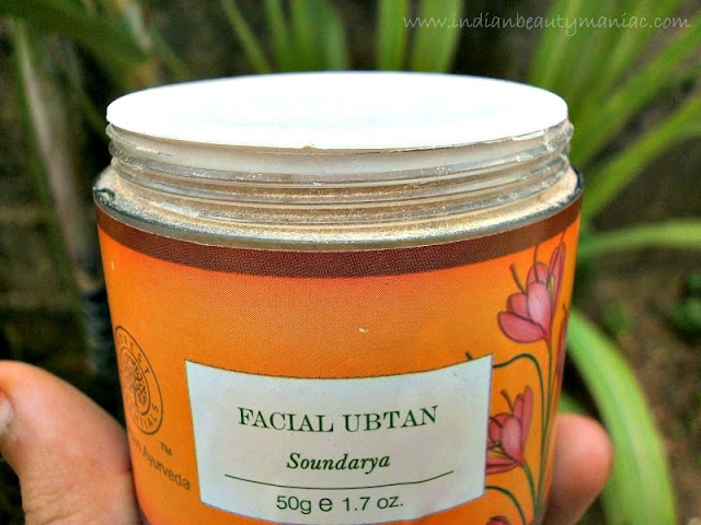 Forest Essentials Soundarya Facial Ubtan review, Forest Essentials, Skin care, Cleanser, Chemical-free, Ayurvedic, Luxury ayurveda, Soundarya ubtan, ubtans, dry skin, Glow, natural skin care
