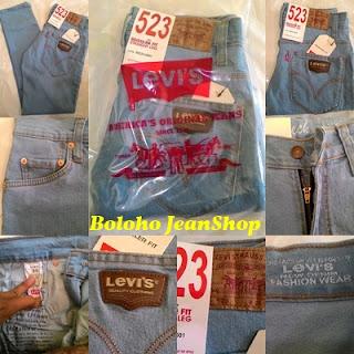 Jual jeans murah Sumudang