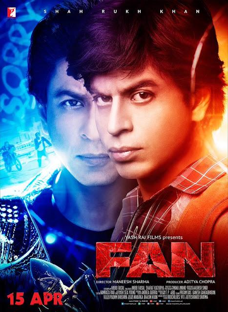 Sinopsis Fan (2016) - Film Bollywood