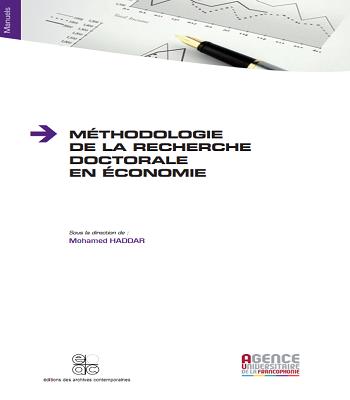Méthodologie de la recherche doctorale en économie en PDF