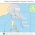 Update: Tropical Depression 'Gorio'