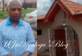 REVEALED: Photo of Bungalow House and Address Where Notorious Kidnapper, Evans Hides Victim In Lagos