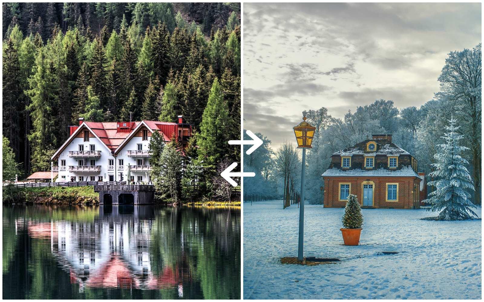 O que é e como funciona uma troca de casa nas férias