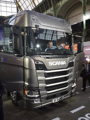 scania lançamento, scania 2016, scania R500, novo modelo da scania
