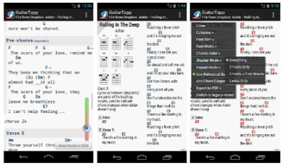 Download GuitarTapp PRO - Tabs & Chords Apk Terbaru