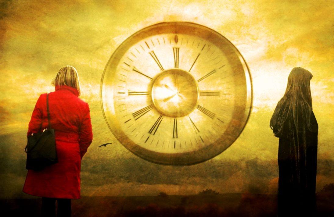 O Paradoxo do Tempo - [Full HD] - Mistério do Tempo e do
