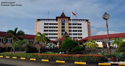 gambar Lowongan Kerja Politeknik Negeri Batam