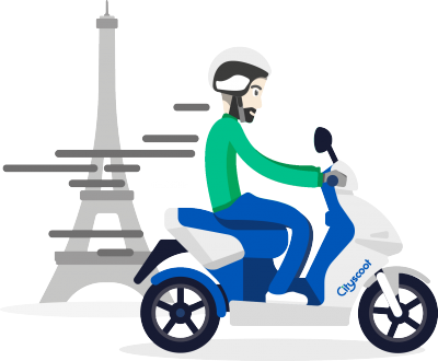 Cityscoot - Paris