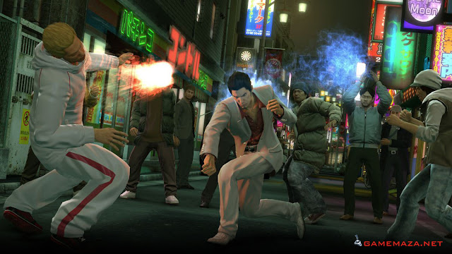 Yakuza Kiwami Gameplay Screenshot 3