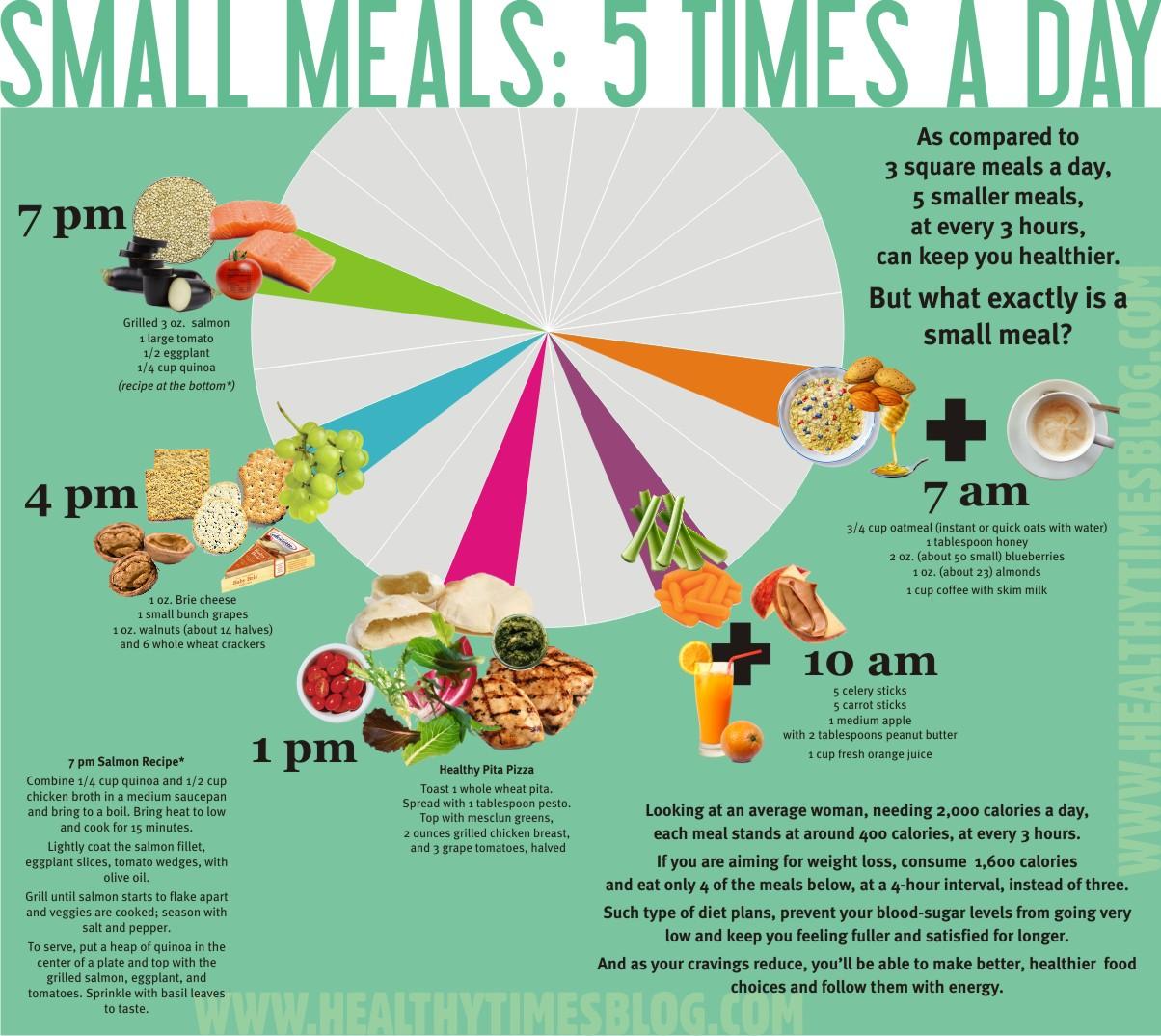 4 comidas para adelgazar