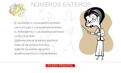 http://www3.gobiernodecanarias.org/medusa/eltanquematematico/todo_mate/numenteros/enteros_p.html