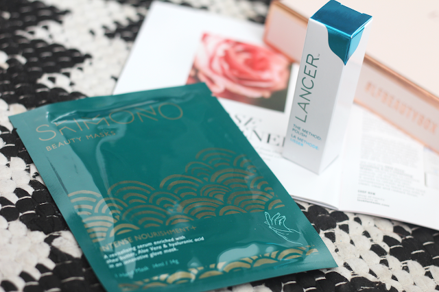 look fantastic beauty box blogger review