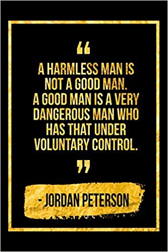 Jordan Peterson quote about homeless