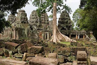 Places Banteay Kdei