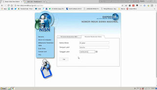 Panduan Cara Mudah Cek NISN SD, SMP, SMA secara Online