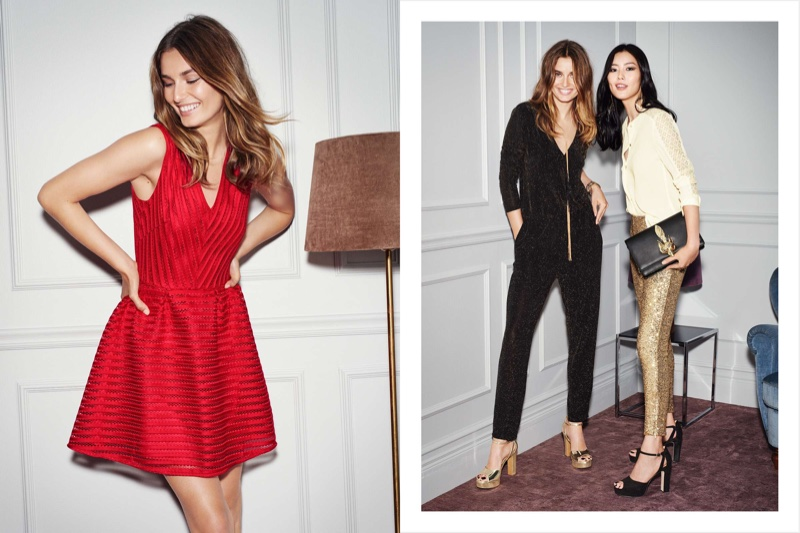 H&M Holiday 2015 Lookbook is party ready