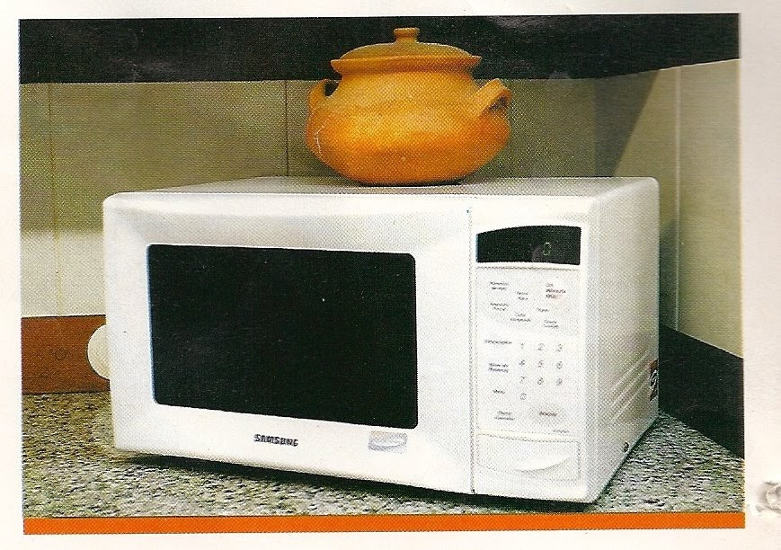 Como limpiar un horno microondas lodijoella - Limpiar horno con limon ...