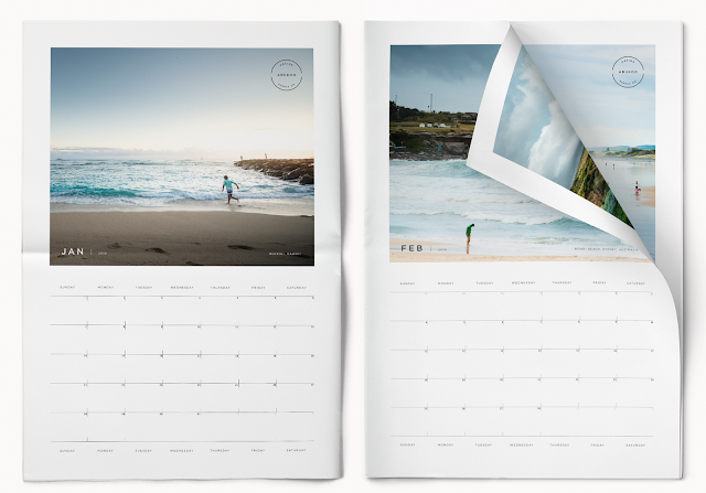 Indesign Calendar Template 2018